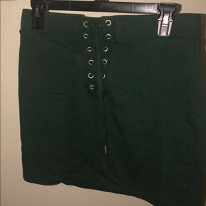 Forever 21 skirt ,worn once ,Excellent condition!